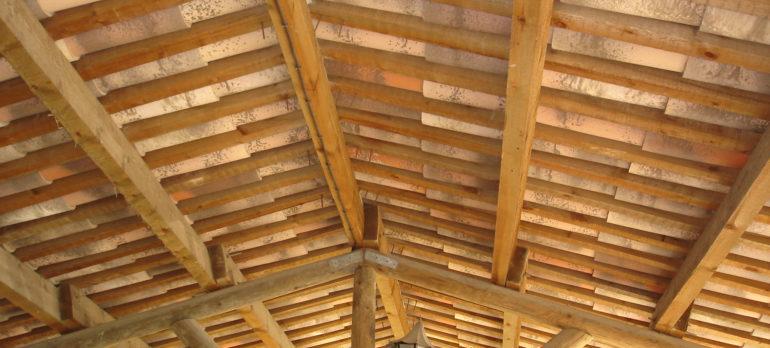 Reparació de coberta de teules àrabs