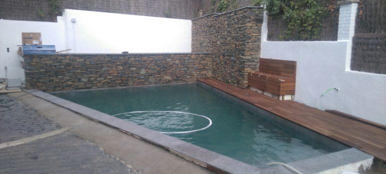 Execució de piscines
